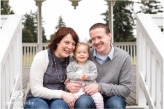 beautiful family portrait vancouver family photography